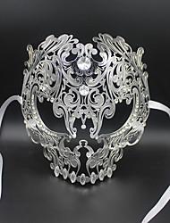 Men Devil Skull Laser Cut Party Ball Mardi Venetian Masquerade Mask 5003A3