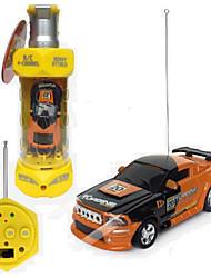 Carro Corrida none 1:12 Electrico Não Escovado RC Car 30km/h 2.4G Vermelho Pronto a usarCarro de controle remoto / Cabo USB / Manual do