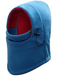 cagoules Cyclisme Unisexe Rouge Gris Bleu Bleu marine Velours