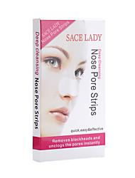 cravos rápidos remover tiras de nariz poros tiras para mulheres e homens (12 count)