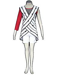Inspiré par Naruto Cosplay Anime Costumes de cosplay Costumes Cosplay Couleur Pleine Manteau / Manches Ajustées / Shorts
