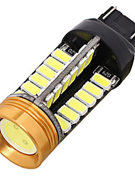 2PCS 12V T20 50W Can-bus 3528 48SMD LED Car LED Brake Lamp Car Tail Lamp
