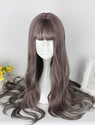 Lolita Wigs Sweet Lolita Lolita Curly Chocolate Lolita Wig 65 CM Cosplay Wigs Wig For Women