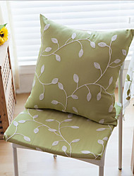 Cotton Pillow CaseFloral Country Style
