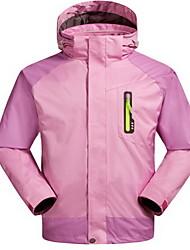 Trilha Blusas Mulheres / Homens / Crianças Impermeável / Térmico/Quente / A Prova de Vento / Isolado / ConfortávelPrimavera / Outono /