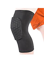 tampons professionnels du genou sport anti-collision anti-dérapage