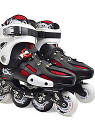 Inline Skates Unisex Anti-Slip Cushioning Outdoor Performance PU PU PVC Rubber Skiiing Skate Leisure Sports