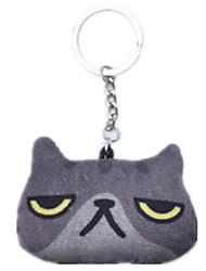 Key Chain Cat Key Chain Cotton