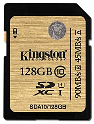 Kingston 128GB scheda SD scheda di memoria UHS-I U1 Class10