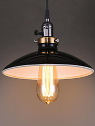 60 Pendant Light ,  Modern/Contemporary Vintage Country Electroplated Feature for LED Designers MetalLiving Room Bedroom Dining Room