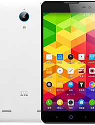 "ZTE V5 Max N958St 5.5 "" Android 4.4 Smartphone 4G ( Double SIM Quad Core 13 MP 2GB + 16 GB Blanc )"