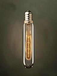 E14 40W  T22 Test Tube Edison Light Bulb Small Lo Industrial Pendant Lamp
