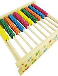Обучающая игрушка Игрушечные счеты Хобби и досуг Квадратная Дерево Радужный Для мальчиков Для девочек