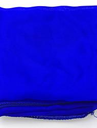 Товар для фокусов Хобби и досуг Квадратная Текстиль Коричневый Белый Серебристый черный увядает Кот Серый Для мальчиков Для девочек