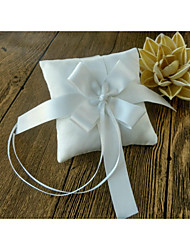 Ivory 1 Ribbons Bow Satin