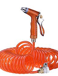 voiture aoruichi / home lavage mousse pulvérisateur&15m tuyau de résilience d'orange équipement cleanning haute presure ensemble