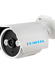 HOMEDIA HD Bullet 720p Ip Camera ONVIF Wifi Wireless Security IP Camera IR-Cut Outdoor Waterproof Infrared Night Vision Motion Detect CCTV  Webcam