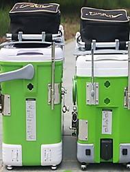 Angelkoffer Angelkasten Wasserdicht 1 Schale 50*31*32 Kunststoff