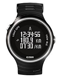 famosa marca de relojes relojes EZON G1 caminatas al aire libre brújula altímetro barómetro grandes del deporte de línea para los hombres