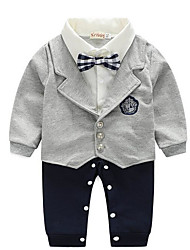 Boy Formal Solid Sets,Rayon Winter Spring Long Sleeve Clothing Set