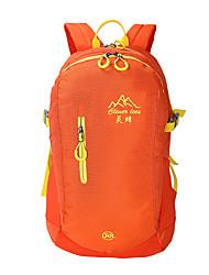 20 L Waist Bag/Waistpack Camping & Hiking Jogging Cycling/Bike Traveling Running Outdoor Performance Leisure SportsWaterproof Rain-Proof