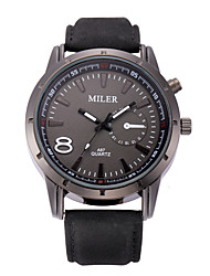 Men Miller Leisure Large Dial M Le Motion Wind USES With A Watch