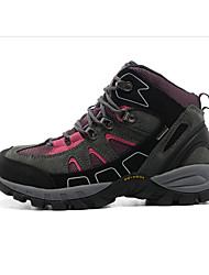 Sapatos de Montanhismo Tênis Botas de Neve Mulheres Anti-Escorregar Anti-Shake Almofadado Ventilação Impacto Prova-de-Água Vestível