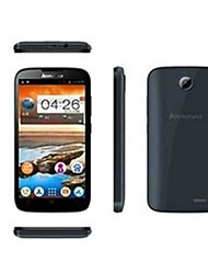 "Lenovo a560  A5 5.0 "" Android 4.3 Smartphone 3G ( Double SIM Quad Core 2 MP 512MB + 4 GB Noir Blanc )"