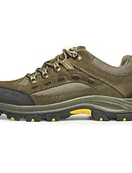 Sneakers Hiking Shoes Mountaineer Shoes Men'sAnti-Slip Anti-Shake/Damping Cushioning Ventilation Wearproof Fast Dry Waterproof Wearable