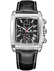 MEGIR Мужской Спортивные часы Армейские часы Нарядные часы Модные часы Наручные часы Календарь Секундомер Защита от влагиКварцевый