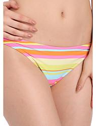 Women's Bottoms,Floral Sport Nylon Multi-color