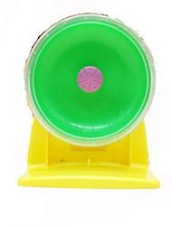 Roedores Rodas de Exercício Imperme+avel Plástico Verde