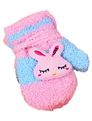 Girls Gloves,Winter Cotton