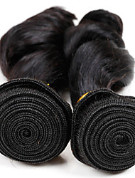 Vinsteen Loose Wave 2pcs/Lot Unprocessed Human Hair No Shedding No Tangle 100% Human Indian Hair Natural Color Dyeable Hair Extension Hair Weaving