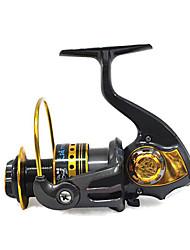 Fishing Reel Spinning Reels 5:0:1 11 Ball Bearings Exchangable General Fishing-TY-1000