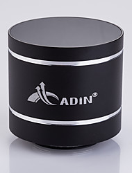 New Adin D5 Portable Mini 15W Bluetooth Vibration Speaker 3.5mm Audio in/out BT4.0 Wireless Vibrating Speaker With TF FM Radio