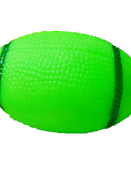 Dog Toy Pet Toys Chew Toy Elastic Green Rubber