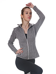 Yokaland Yoga Tops Breathable Quick Dry Reduces Chafing Sweat-wicking Comfortable Protective Stretchy Sports WearYoga Pilates Exercise &