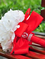 """Fleurs de mariage Bouquets Soie 6.3""""(Env.16cm)"""