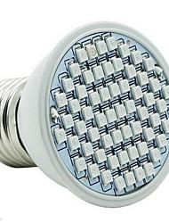 3.5 E26/E27 Lampes Horticoles LED 60 SMD 3528 360-430 lm Rouge Bleu V 1 pièce