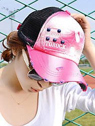 2017 Spring And Summer The New Hole Canvas Ghost Head Cap Hat Lady Hip-Hop Baseball Cap