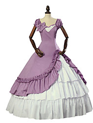 Steampunk®Southern Belle Victorian Princess Period Old West Dress Theater Costume