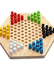 Brettspiel Für Geschenk Bausteine Freizeit Hobbys Kreisförmig Holz 2 bis 4 Jahre 5 bis 7 Jahre 8 bis 13 Jahre 14 Jahre & mehr Regenbogen