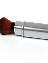 1Pcs Professional Portable And Convenient Silver Scalable Brush Kit
