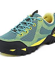 Sneakers Hiking Shoes Mountaineer Shoes Women'sAnti-Slip Anti-Shake/Damping Cushioning Ventilation Wearproof Fast Dry Waterproof Wearable