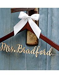 Bride Groom Bridesmaid Groomsman Flower Girl Couple Parents Gifts Piece/Set Creative Gift Vintage CreativeWedding Graduation Thank You