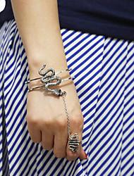 Bracelet Bracelets Rigides Alliage Mode Sports Bijoux Cadeau Argent,1pc
