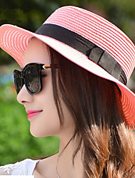 Are The New Spring And Summer Energy-Saving With A Flat Top Hat Along The Small Straw Hat In Summer