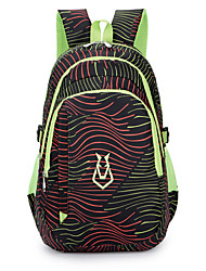 30 L Походные рюкзаки Йога Отдых и туризм Фитнес Путешествия Бег Для школы Пригодно для носки Дышащий Ударопрочность