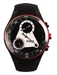 Ezon h603a11 profissão ao ar livre esportes de escalada digitais multifuncionais relógios com termômetro compasso altitude
